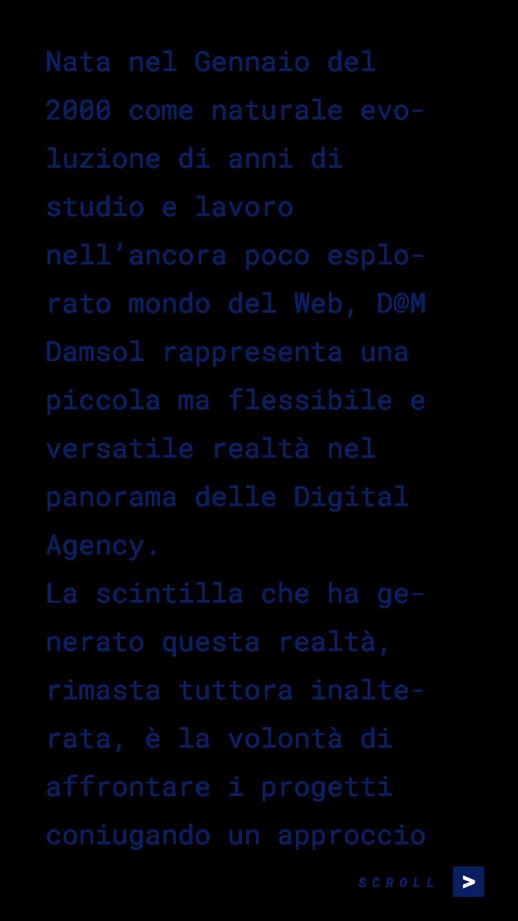 Scintilla Centro Estetico Segrate d@m damsol - digital thinkers